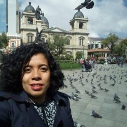 Lina Camacho-Lucio profile image