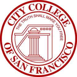City College of San Francisco logo image
