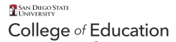 San Diego State University logo image