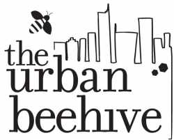 the Urban Beehive logo image