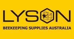 Lyson Beekeeping Supplies Australia logo image