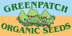 Greenpatch Organic Seeds & Plants logo image