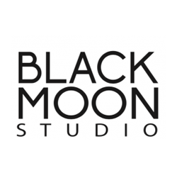 Black Moon Studio logo image