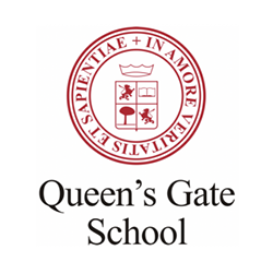 Queen's Gate logo image