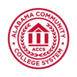 Alabama Community College System logo image