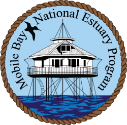 Mobile Bay National Estuary Program logo image