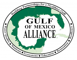 Gulf of Mexico Alliance logo image