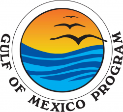 Gulf of Mexico Program logo image