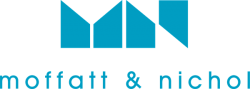 Moffatt & Nichol logo image