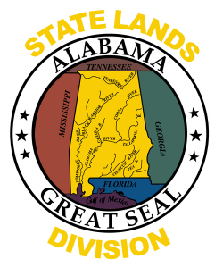 Alabama Department of Conservation and Natural Resources- State Lands Division logo image