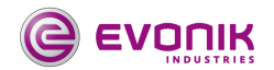 Evonik Degussa Corporation logo image