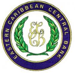 Eastern Caribbean Central Bank logo image