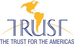 Trust for the Americas- OAS-OEA logo image