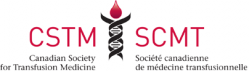 Canadian Society for Transfusion Medicine logo image
