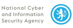 National Cyber and Information Security Agency logo image