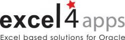 Excel4apps logo image