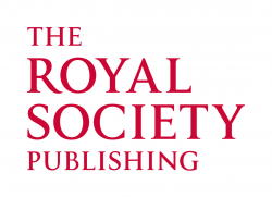 The Royal Society logo image