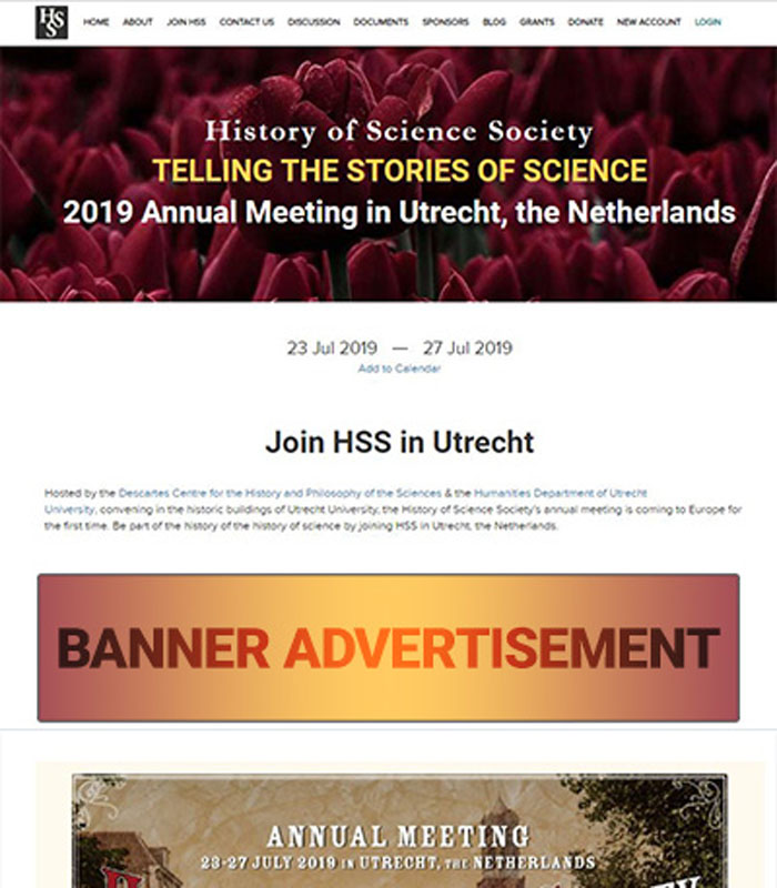 HSS Website Banner
