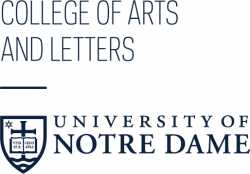 University of Notre Dame logo image