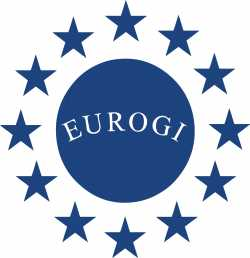 European Umbrella Organisation for Geographic Information logo image