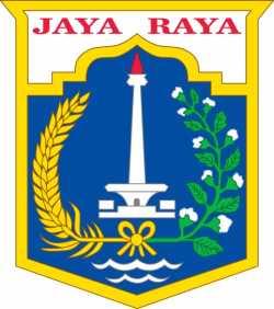 DKI Jakarta, Indonesia logo image