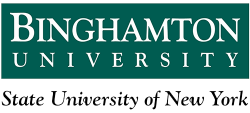 Binghamton University Institute of Biomedical Technology logo image