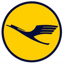 Luftahansa logo image