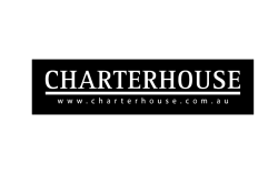 Charterhouse Recruitment Pty Ltd logo image