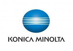 Konica Minolta logo image
