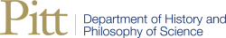 Department of History and Philosophy of Science, University of PIttsburgh logo image