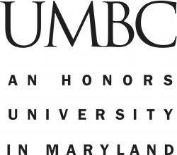 UMBC logo image