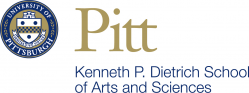 Kenneth P. Dietrich School of Arts and Sciences, University of Pittsburgh logo image