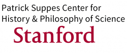 The Suppes Center for History and Philosophy of Science, Stanford University logo image