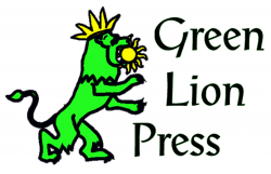 Green Lion Press logo image