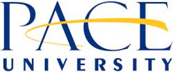 Pace University logo image