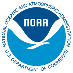 National Oceanic and Atmospheric Administration logo image