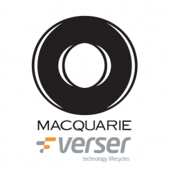 Macquarie/Verser logo image