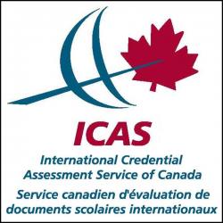 ICAS International Credential Assessment Service of Canada logo image