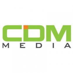 CDM Media logo image